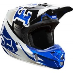 Casque Fox V2 Anthem Bleu