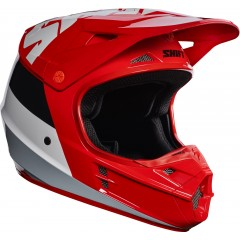 Casque SHIFT WHIT3 TARMAC ROUGE