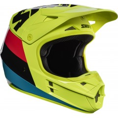 Casque SHIFT WHIT3 TARMAC JAUNE
