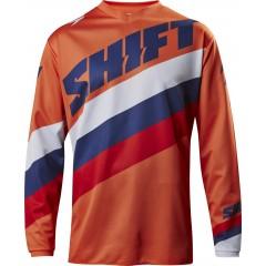 Maillot SHIFT Whit3 Tarmac Orange