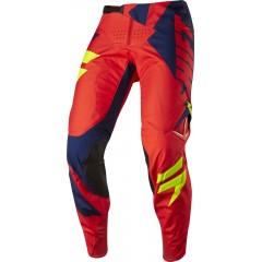 Pantalon SHIFT Mainline NVY/RD