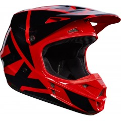 Casque FOX V1 RACE ROUGE