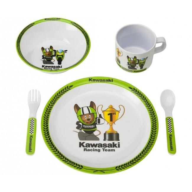 Vaisselle enfant Kawasaki