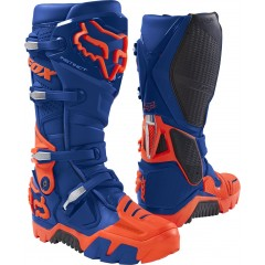 Bottes FOX INSTINCT OFF ROAD BLEU