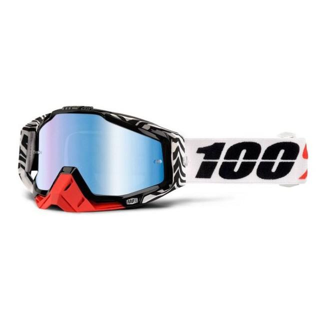 Lunettes MX 100% RACECRAFT ZOOLANDER