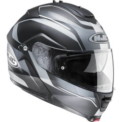 Casque HJC IS-MAX II Noir Blanc