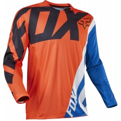 Maillot FOX 360 CREO ORANGE 2017