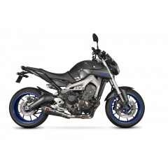 Silencieux Serket carbone conique Scorpion Yamaha MT09