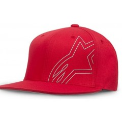 Casquette Alpinestars Brake Rouge