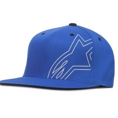 Casquette Alpinestars Brake Bleu