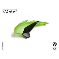 Ouie de radiateur gauche YCF 2017 Vert