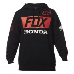 Sweat Fox Honda Noir