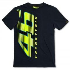 Tee Shirt Bleu Vr46