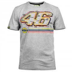Tee Shirt Gris VR46