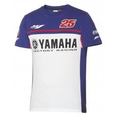 Tee Shirt Vinales 25 - Yamaha