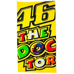 Serviette de plage The Doctor VR46