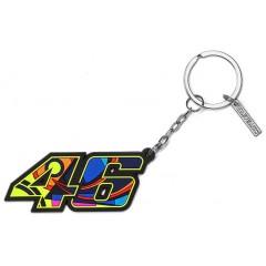 Porte clés Valentino Rossi 46 multicolor