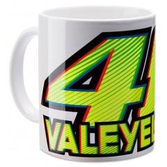 Mug Valentino Rossi Blanc 46
