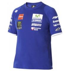 Tee Shirt Yamaha Homme Moto Gp 2016