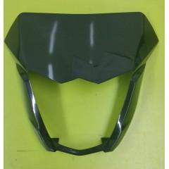Carénage tête de fourche Noir 660 XTX