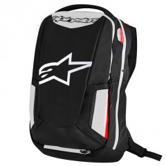 Sac à dos Alpinestars city hunter Noir / Blanc / Rouge