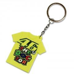 Porte clés Valentino Rossi Tee Shirt