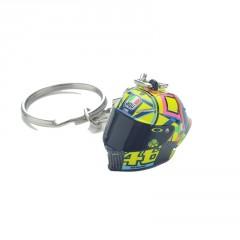 Porte clés Valentino Rossi Casque 3D