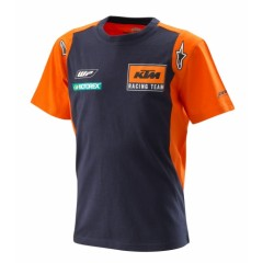 Tee shirt KTM Adulte Replica Team 2018