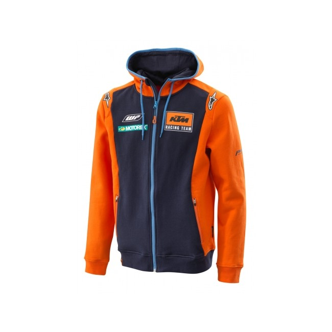 Sweat Zippé KTM Replica Team 2018