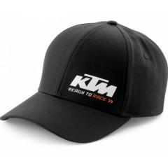 Casquette KTM Racing Noir
