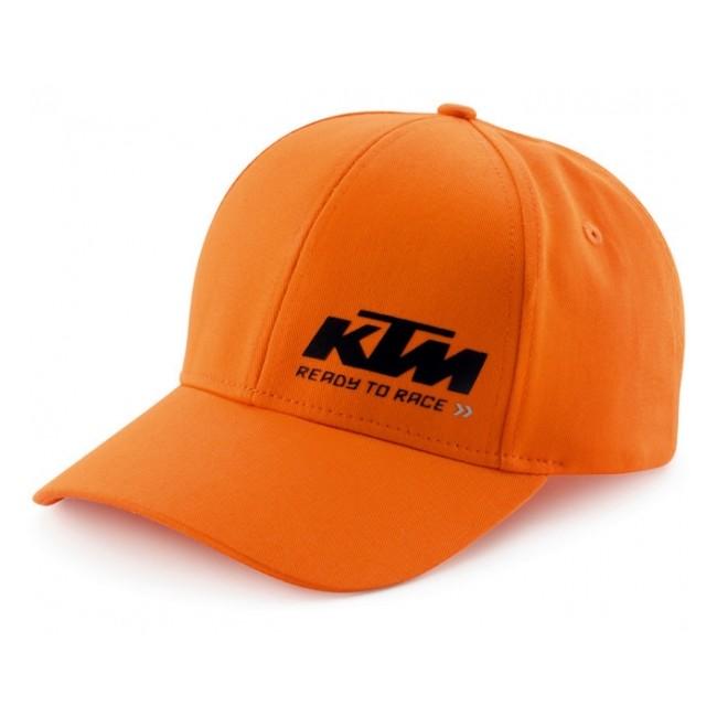 Casquette KTM Racing Orange