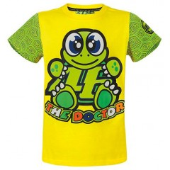 Tee shirt enfant VR46 Tortue