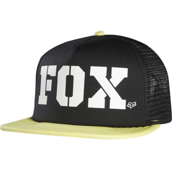Casquette FOX Vapors Noir