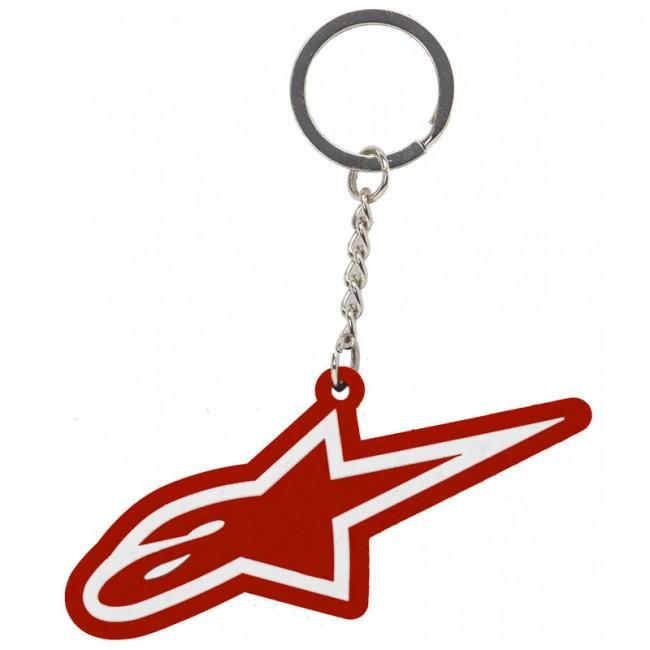 Porte clés Alpinestars Vital Rouge