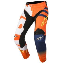 Pantalon Alpinestars Racer Braap Orange Fluo