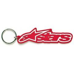 Porte clés Alpinestars Rub Rouge
