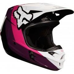 Casque FOX V1 Halyn Noir Rose