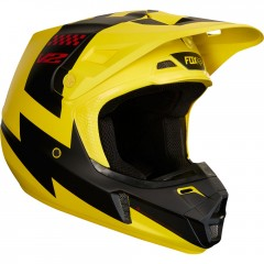 Casque FOX V2 Mastar Jaune