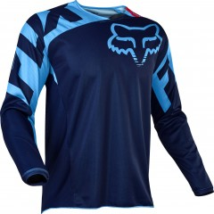 Maillot Fox 180 Race Bleu