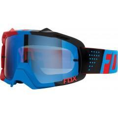 Lunettes MX FOX Air Defence Libra Bleu Rouge