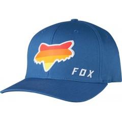 Casquette Fox Draftr Bleu
