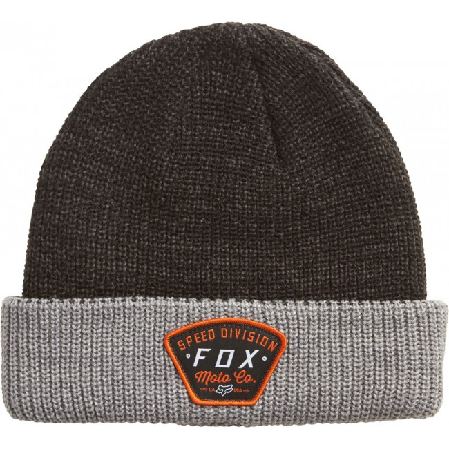 Bonnet Fox Sno Cat Roll Marron