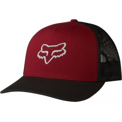Casquette Fox Heads Up Trucker Rouge