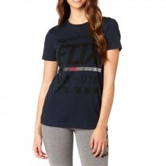Tee Shirt FOX DRAFTR Bleu nuit