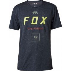 Tee Shirt FOX Growled Tech Bleu nuit