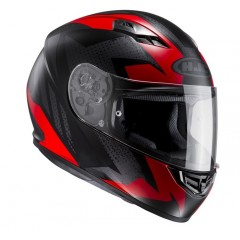 Casque HJC CS15 Teague Rouge