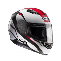 Casque HJC CS15 Sebka Blanc Rouge