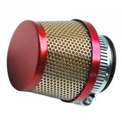 Filtre à air Replay Conique Rouge Fixation droite