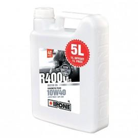 R4000 RS 10W40 - 4L + 1 L gratuit