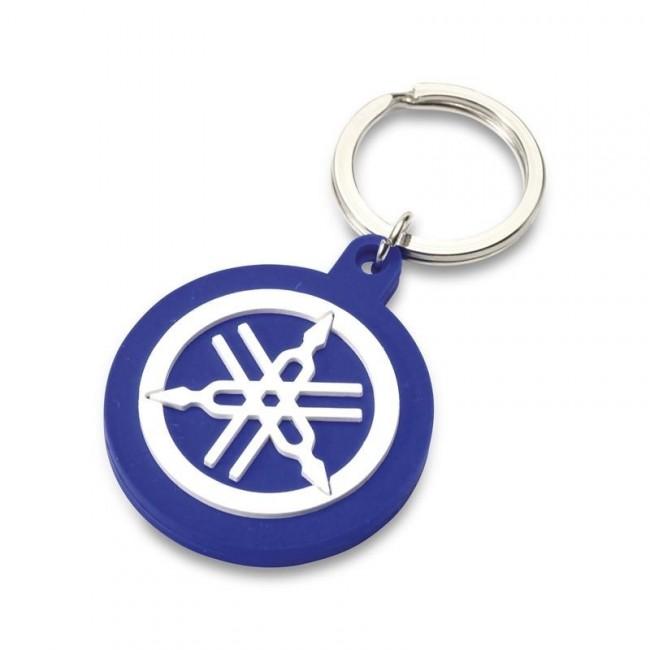 Porte Clés Diapason Yamaha Bleu